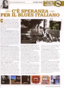 Francesco Garolfi Jam The Blues I Feel
