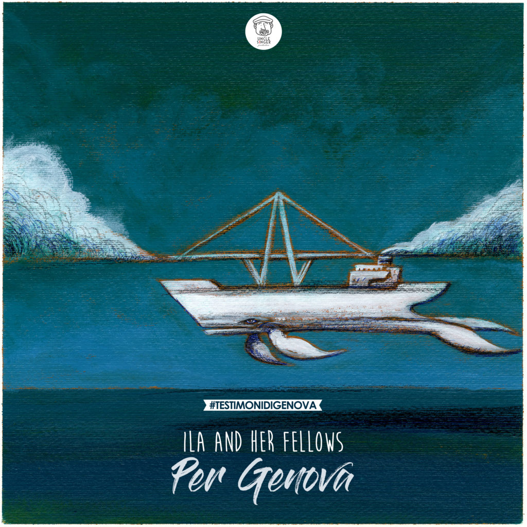 Francesco Garolfi - Ila & her fellows - Per Genova