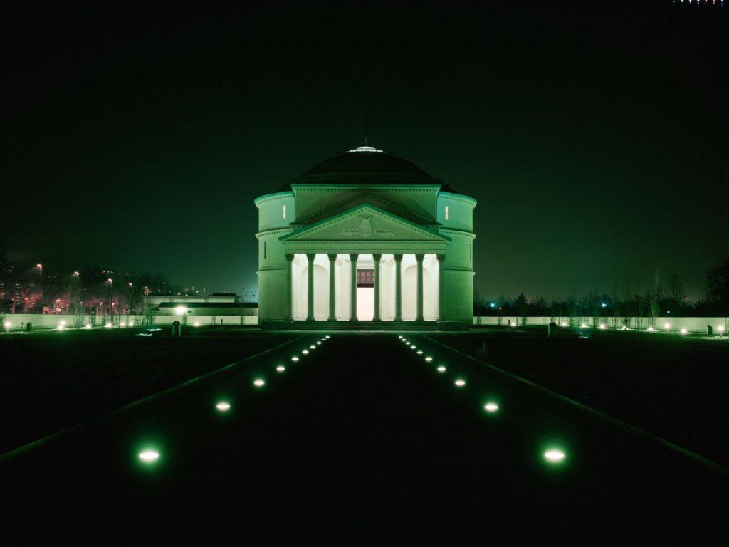 Francesco Garolfi Mausoleo della Bela Rosin Torino