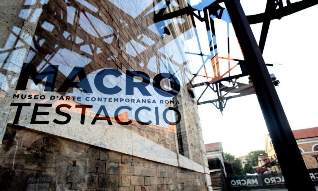 Francesco Garolfi MACRO Museo di Arte Contemporanea di Roma